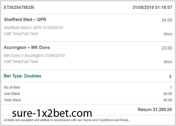 multi betting football tips today